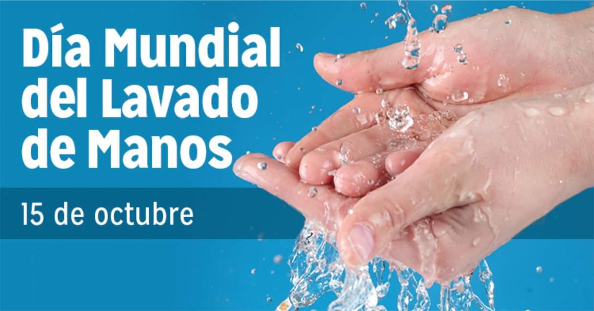 Día Mundial del Lavado de Manos: el agua y el jabón puede salvar vidas