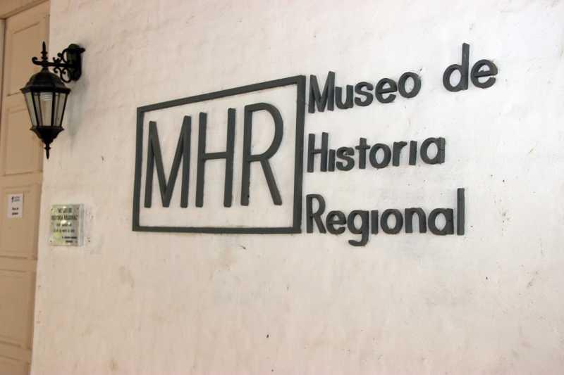 El Museo de Historia Regional contará con un laboratorio de Paleontología y Arqueología