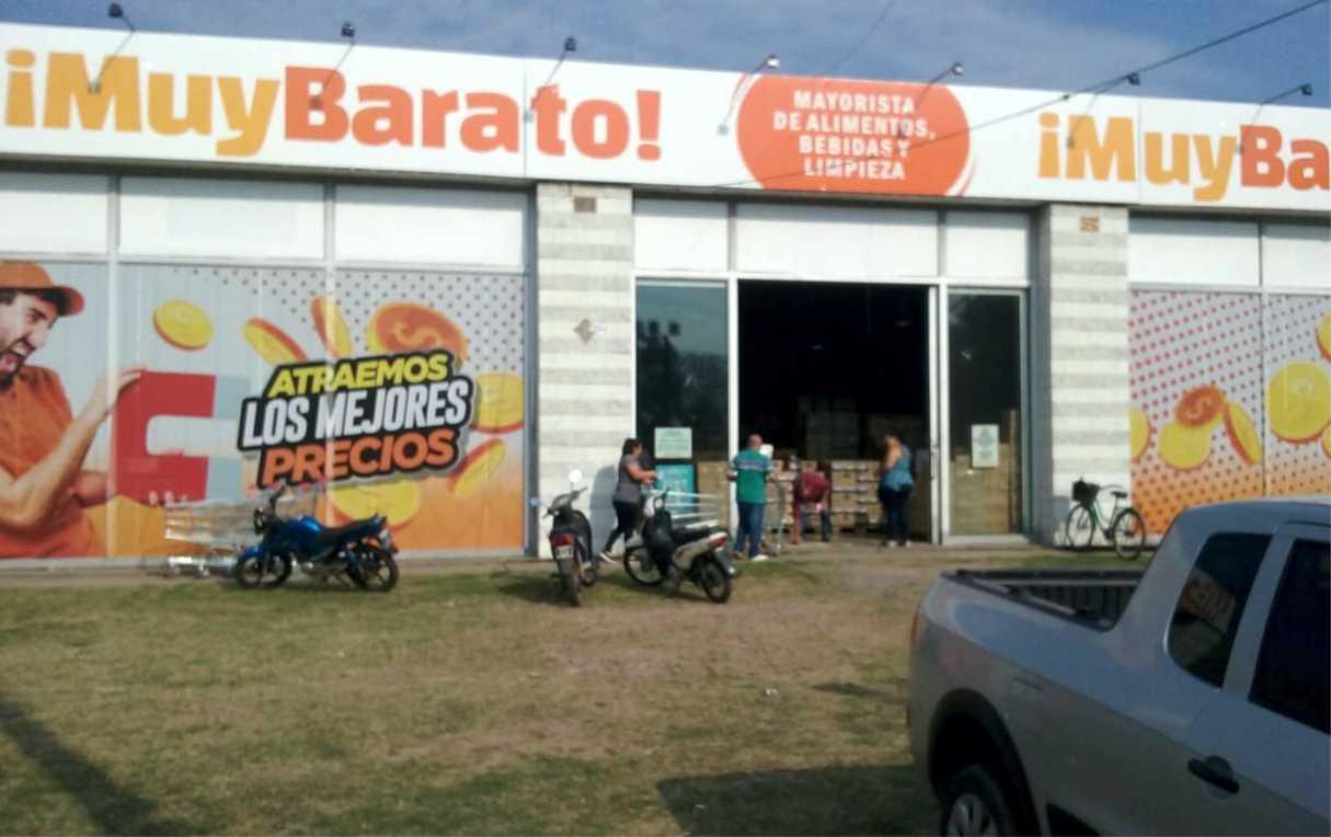 San Lorenzo: Detuvieron a un mechero con mercadería entre sus prendas