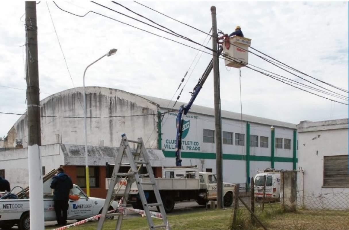 Otra vez robaron cables de la Cooperativa Telefónica en Capitán Bermúdez