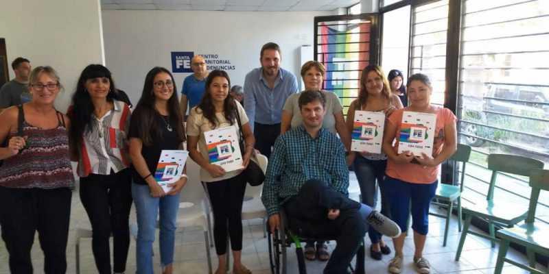 Fray Luis Beltrán: Se habilitó un espacio para asesoramiento gratuito de Ley Pierri