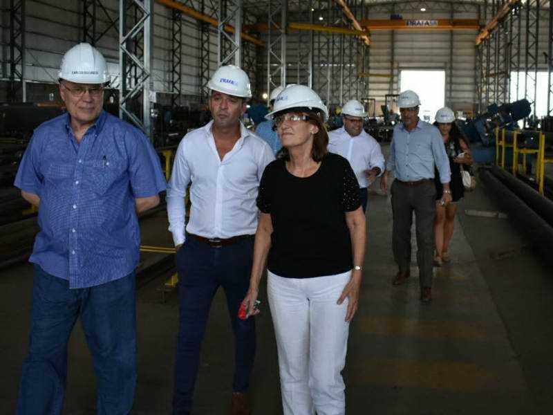Rafa S.A. inaugurará una nueva planta de producción metalmecánica