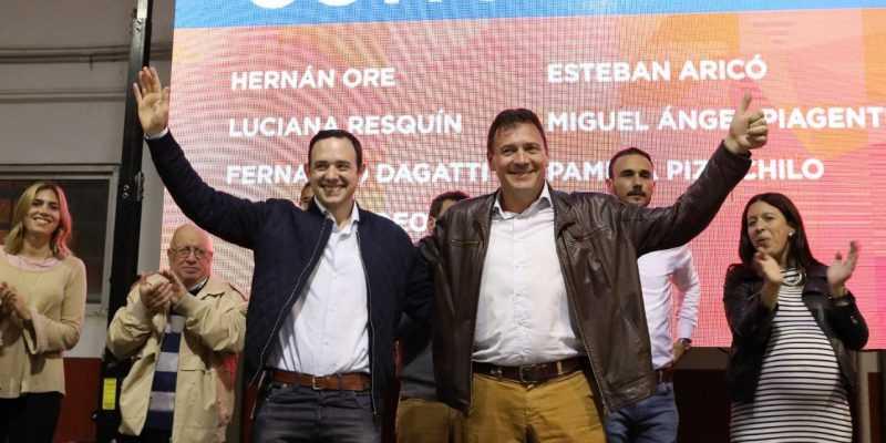 Raimundo, el mas votado en San Lorenzo