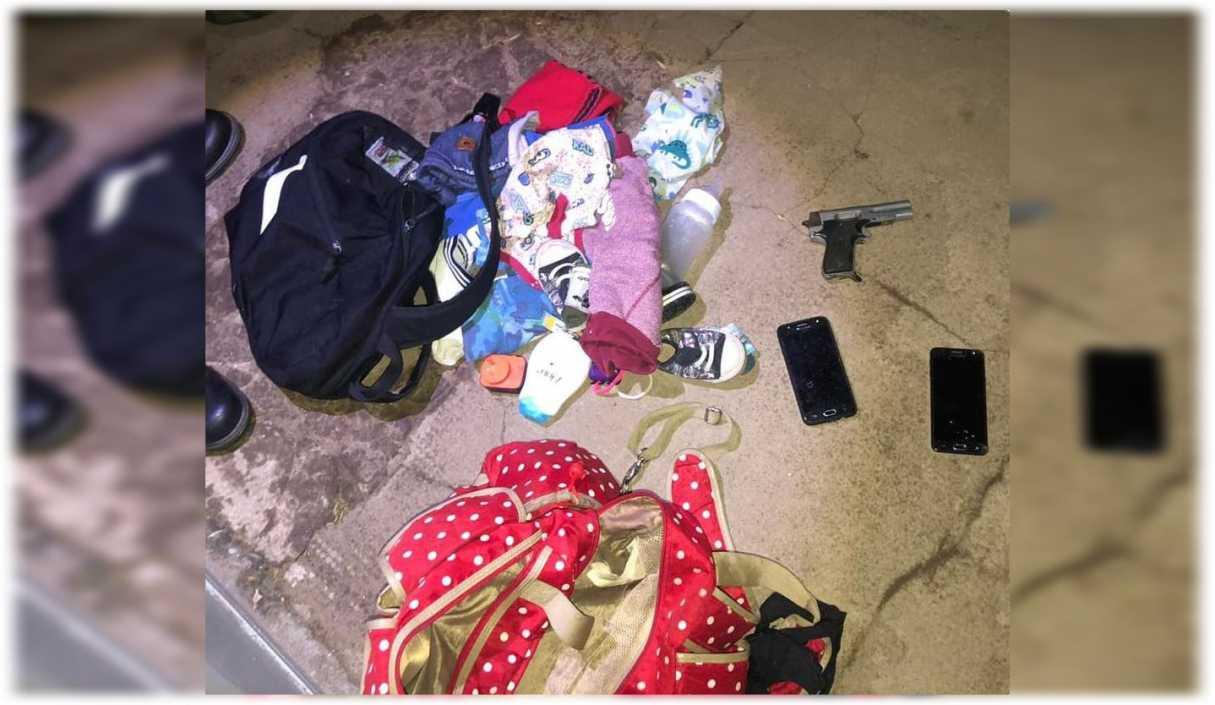Fray Luis Beltrán: motochorros armados le arrebataron a una madre el bolso del bebé