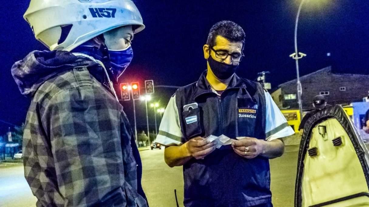 La Municipalidad de Rosario secuestró más de 500 motos durante octubre