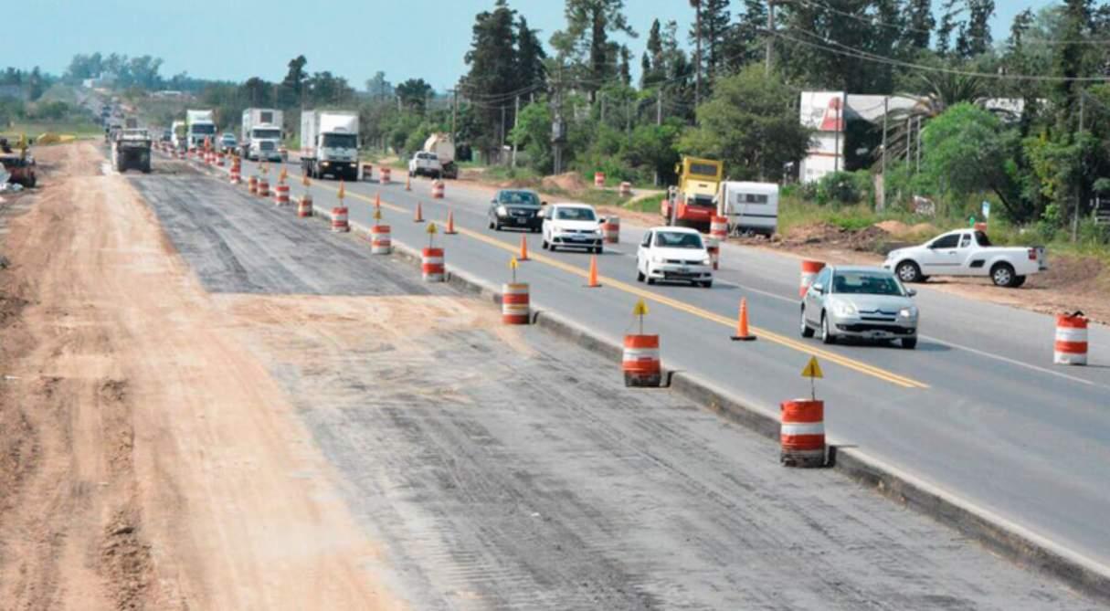 Estado del tránsito en acceso y rutas