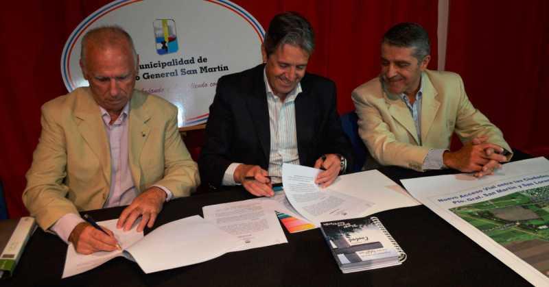 Se construirá un nuevo puente entre San Lorenzo y Puerto San Martín
