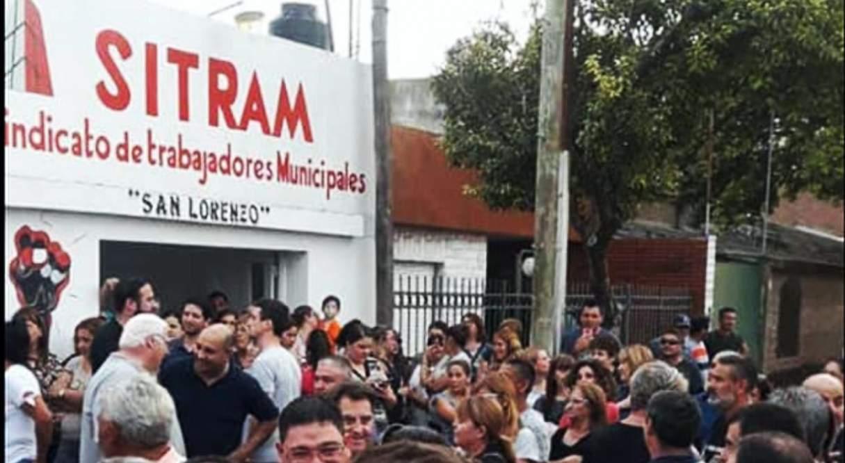 """Quiroga: """"decretamos un nuevo paro porque no hay respuestas"""""""