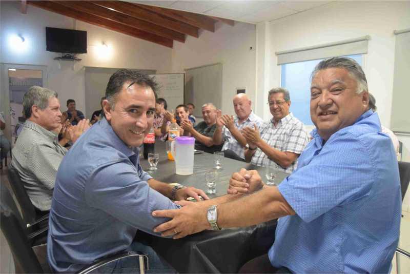 Patrones de cabotaje: Asume nuevo delegado en Puerto San Martín