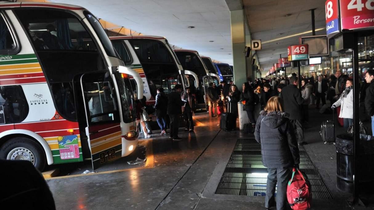 Vuelve el transporte de pasajeros interurbano e interjurisdiccional