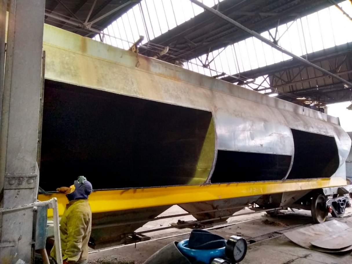 Trenes Argentinos Cargas recuperó más de 80 vagones que estaban en desuso