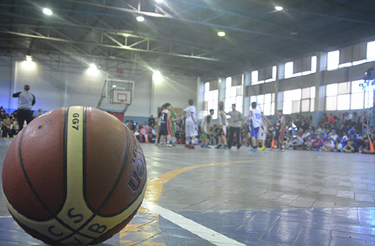 Regresan las actividades deportivas en Puerto General San Martín