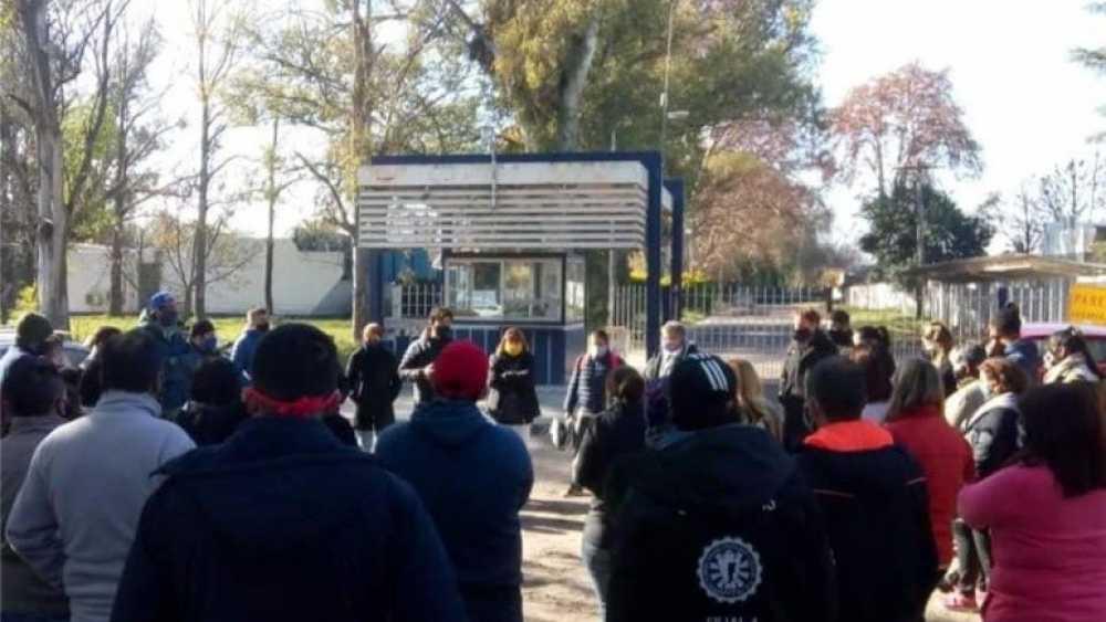 Trabajadores de Verbano se movilizarán el lunes frente a la fábrica