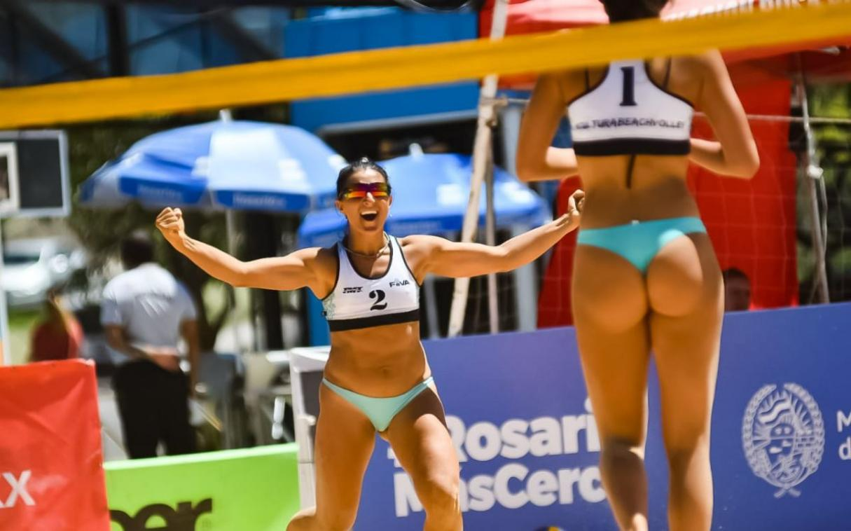 Rosario vivió un fin de semana a puro deporte en la Florida