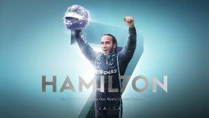 Lewis Hamilton el gran campeón suma su 7mo título mundial de F1