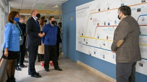 Santa Fe buscará soluciones de seguridad en la tecnología de INVAP