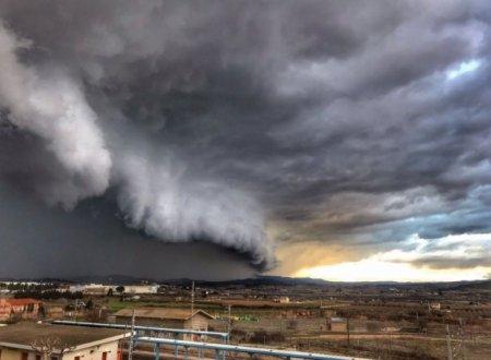 Impresionante video de la tormenta Hortense en Mallorca