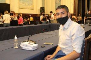 Esteban Aricó representó los humedales santafesinos en el congreso