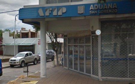 La Aduana San Lorenzo registró una exportación que supera los 2 mil millones de dólares